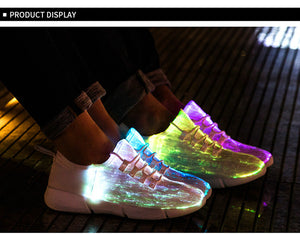 Amazing Luminous  Unisex Sneakers