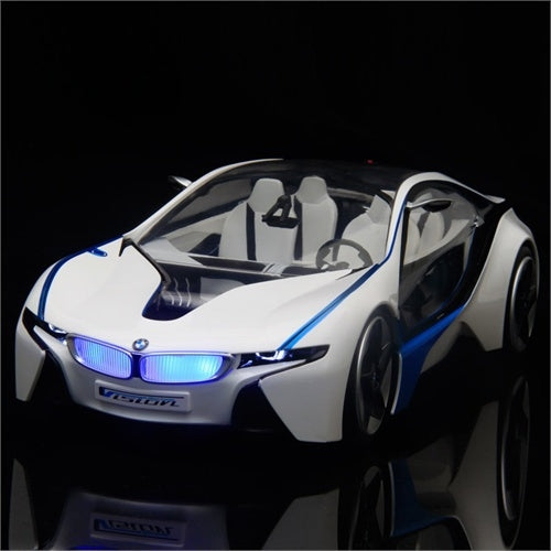 Toys Electric Remote Control Car VED 1:14 i8 Car Model