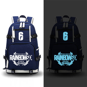 Tom Clancy's Rainbow Six Siege  Military Men Backpack