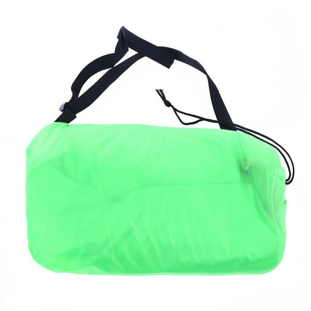Fast Inflatable Sleeping Air Bag Sun Bed