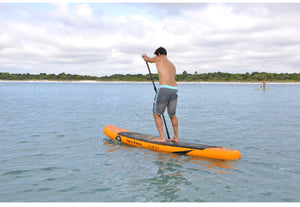 330*75*15cm inflatable surfboard FUSION stand up paddle surfing board AQUA MARINA water sport sup board ISUP B01004