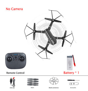 Mini Foldable Selfie  Drone with 2.0MP HD Camera