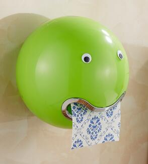 New cute plastic Toilet Paper Holder