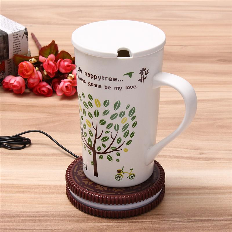 USB-POWERED Cookie Cup Mug Warmer