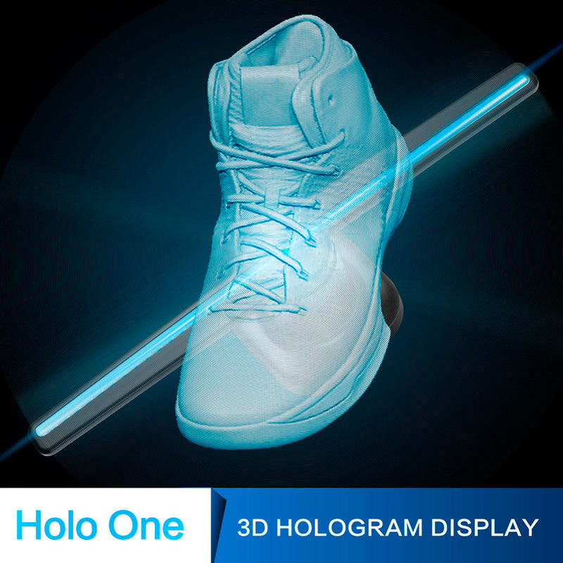 3D LED Holographic Projector Display Fan Unique Hologram Player Unique Hologram Projector