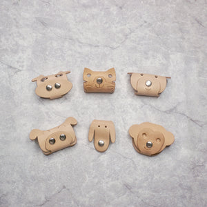 Animal Earphone Cable Case