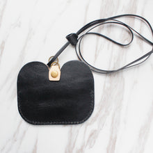 Leather Panda Card Holder