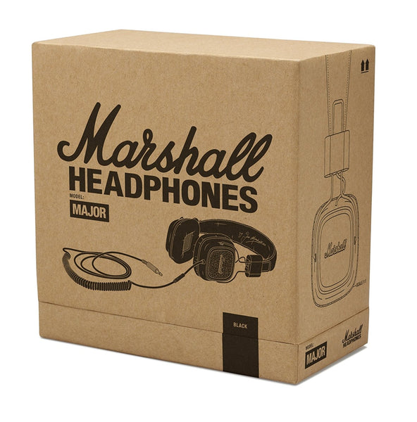 Marshall Audio Major On-Ear Stereo Headphones