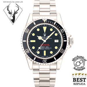 Antique Replica Rolex SEA-DWELLER DOUBLE RED - motivationsforluxurylife.com