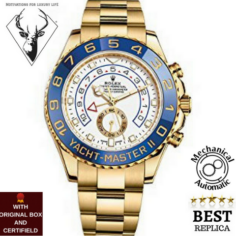 replica-rolex-yacht-master-boxed-and-certifield-Motivations-For-Luxury-Life
