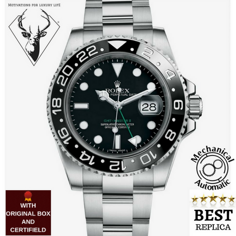 Rolex-GMT-MASTER-II-boxed-and-certifield-Motivations-For-Luxury-Life