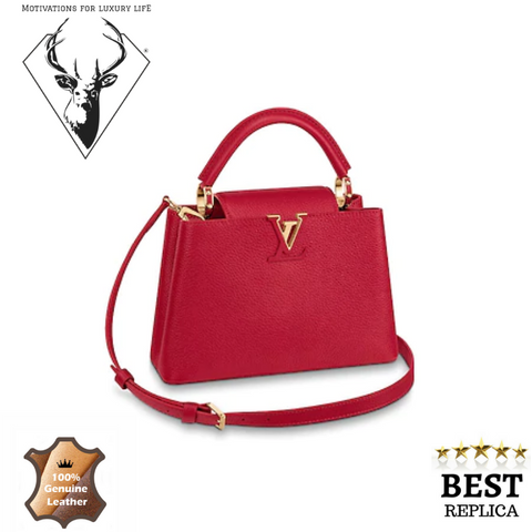replica-Louis-Vuitton-CAPUCINES-BB-SCARLET-motivations-for-luxury-life