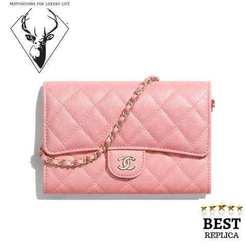 replica-Chanel-MINI-FLAP-BAG-PINK-motivations-for-luxury-life