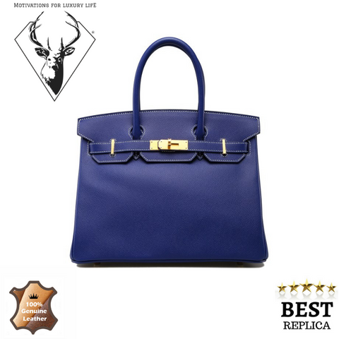 replica-Hermes-BIRKIN-BLEU-ELECTRIQUE-ELECTRIC-BLUE-motivations-for-luxury-life