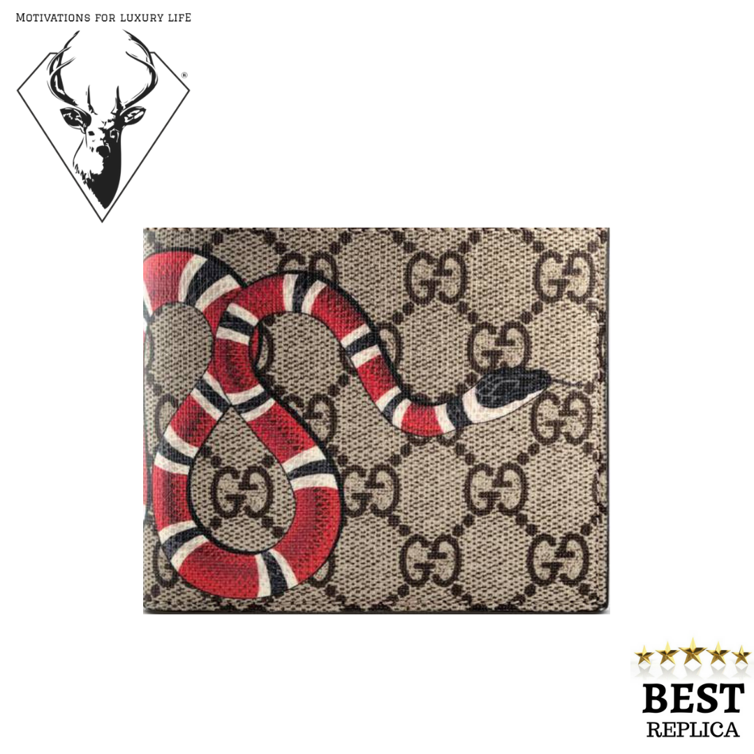 Replica-Kingsnake-print-GG-SUPREME-wallet-motivations-for-luxury-life