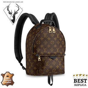 f7a6f492fcef Replica Louis Vuitton PALM SPRINGS MINI BACKPACK LEATHER ...