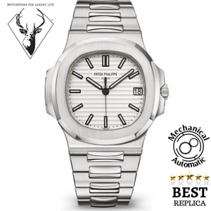 Replica-Patek-Philippe-NAUTILUS-5711/1A-Gray-motivations-for-luxury-life
