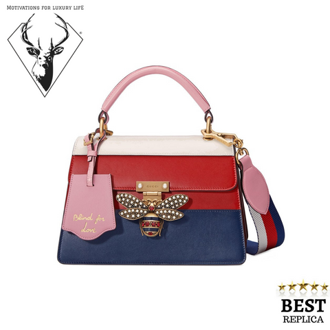 Replica-Gucci-Queen-Margaret-leather-top-handle-bag-motivaitons-for-luxury-life