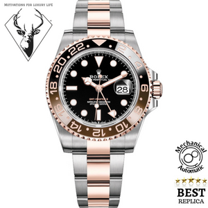 Replica-2018-Rolex-GMT-MASTER-II-rose-Motivations-For-Luxury-Life