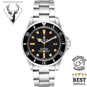 Antique Replica Rolex SEA-DWELLER MK4 DIAL GREAT WHITE | motivationsforluxurylife.com