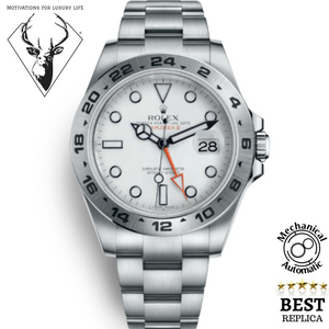 replica-Rolex-EXPLORER-II-White-motivations-for-luxury-life