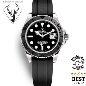 replica-2019-Rolex-YACHT-MASTER-42-motivations-for-luxury-life