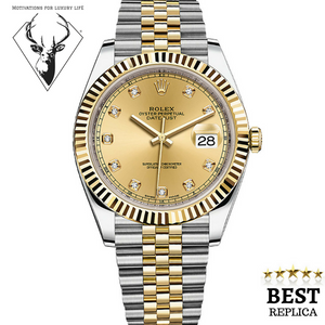 Replica-Rolex-DATEJUST-36-Motivations-For-Luxury-Life