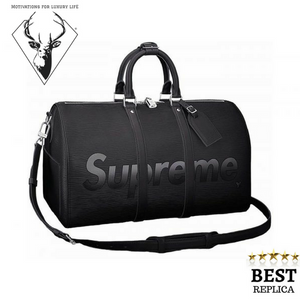 Replica-Louis-Vuitton-Duffle-SUPREME-Motivations-For-Luxury-Life