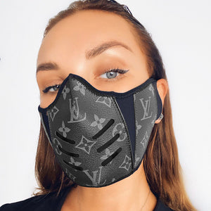 Genuine-Leather-Louise-Vuitton-Black-Monogram-Mask-motivations-for-luxury-life