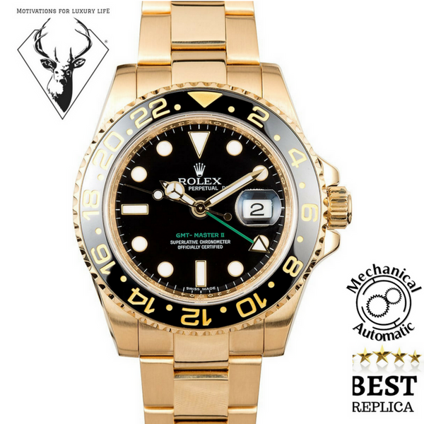 Replica-Rolex-GMT-MASTER-II-Motivations-For-Luxury-Life