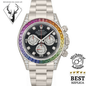 Rolex Rainbow Oyster-Perpetual Cosmograph (mechanical automatic) #220