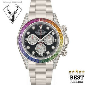 Replica-Rolex-Rainbow-Oyster-Perpetual-Cosmograph-Motivations-For-Luxury-Life