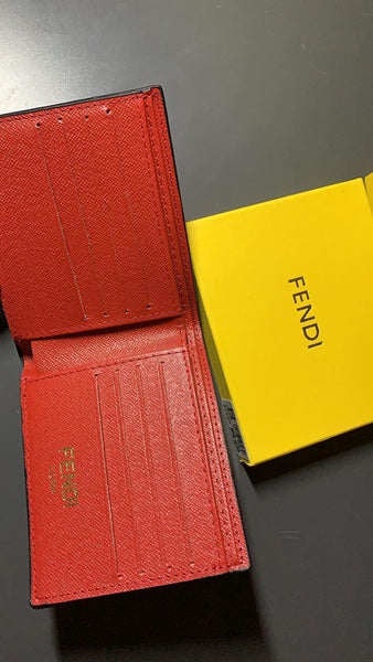replica-Fendi-Black-leather-horizontal-wallet-motivations-for-luxury-life