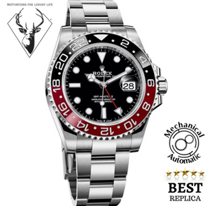 replica-Rolex-GMT-MASTER-II-COCA-COLA-motivations-for-luxury-life