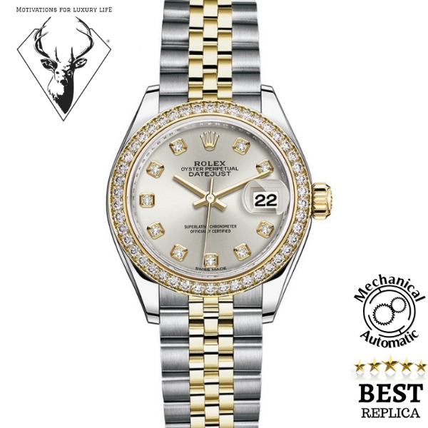 replica-Rolex-DATE-JUST-31-motivations-for-luxury-life