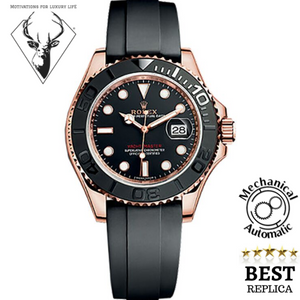 replica-2019-Rolex-YACHT-MASTER-ROSE-GOLD-motivations-for-luxury-life