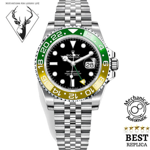Replica-Rolex-GMT-MASTER-II-SPRITE-motivations-for-luxury-life