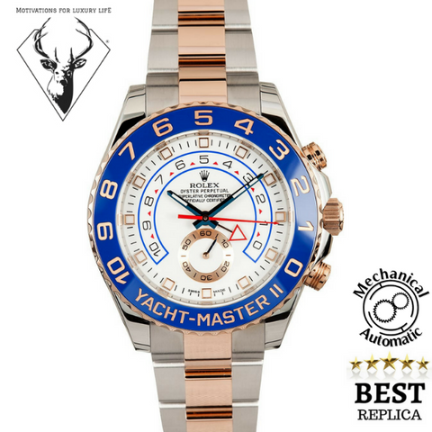 Replica-Rolex-mechanical-automatic-Yacht-Master-Motivations-For-Luxury-Life