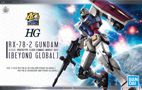HGUC 1/144  RX-78-2 Gundam [Beyond Global]