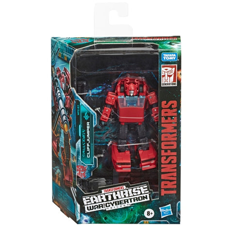 Transformers Earthrise Cliffjumper