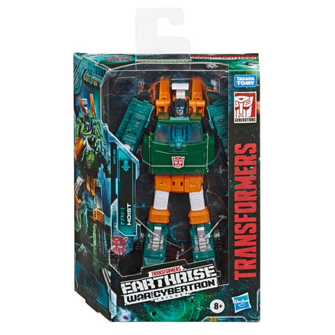 Transformers Earthrise Hoist