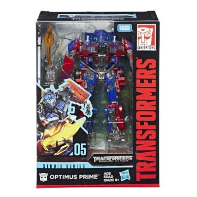 Transformers Studio Series Optimus Prime (Movie 2)