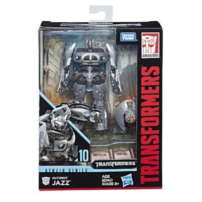 Transformers Studio Series Autobot Jazz (Movie 1)