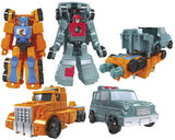 Transformers Siege Micromasters Autobot Powertrain & Highjump