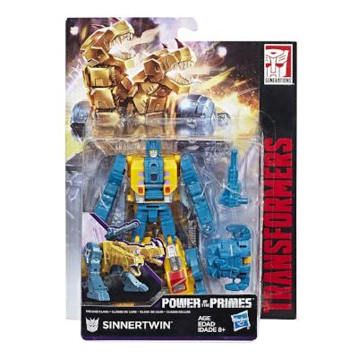Transformers Power of the Primes Terrorcon Sinnertwin