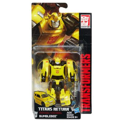 Transformers Titans Return Bumblebee