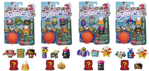 Transformers Botbots Series 3 Random 5 Pack