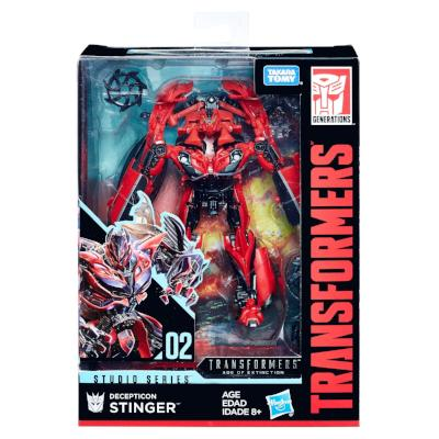 SALE Transformers Studio Series  Decepticon Stinger (Movie 3)