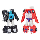 Transformers Siege Micromasters Red Heat & Stakeout