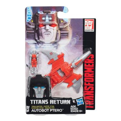 Transformers Titans Return Ptero